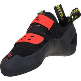 La Sportiva Tarantula But wspinaczkowy Mężczyźni, black/poppy